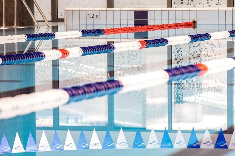 Atlaisvinti baseinų veiklą