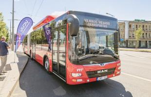 Geras susisiekimas autobusu