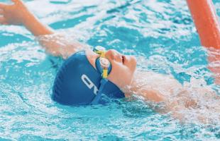 Mokymui plaukti pritaikyti baseinai
