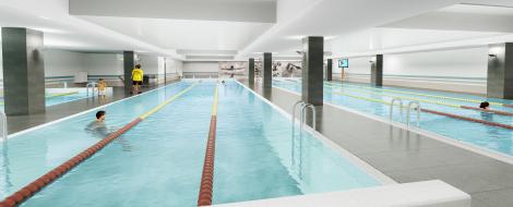 Plaukimo šeimos baseino privalumai